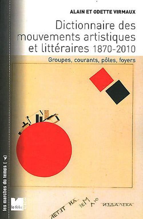 Dictionnaire des mouvements artistiques et littéraires : Poème en -isme