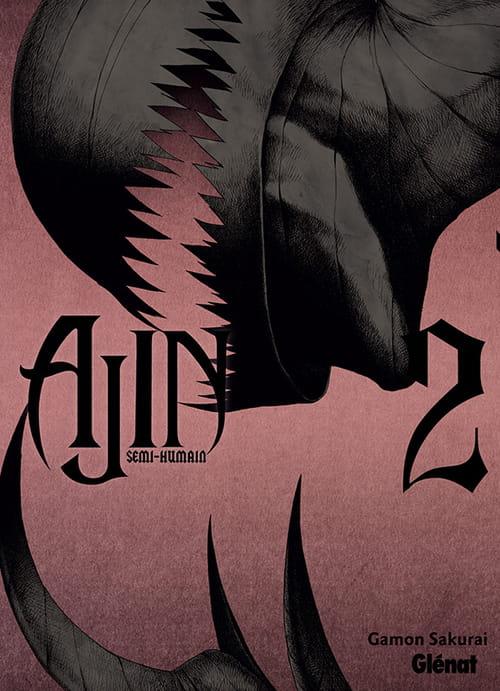 Ajins, tome 2 : les fantômes noirs