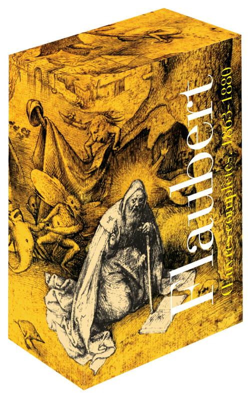 Flaubert : l'intégrale dans la Pléiade