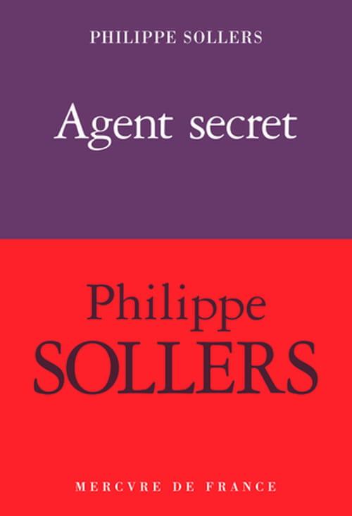 Sollers en 007 des Lettres
