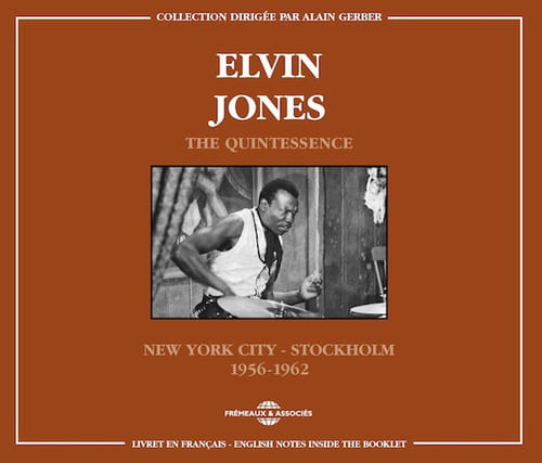 "Elvin Jones, Billie Holiday, Ben Webster : Trois ""Quintessences"" à savourer"