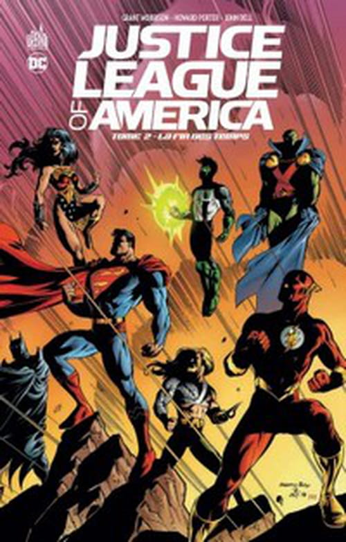 Justice League of America, tome 2 – La Fin des temps