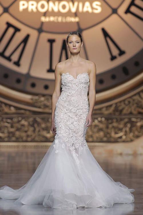 فساتين زفاف برونوفياس 2016 لموسم