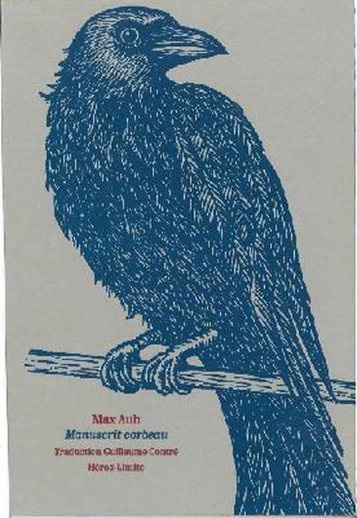 Max Aub :  corbeau et oiseaux de proie