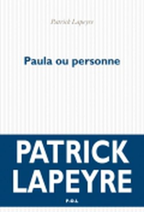 Roman long pour histoire courte :  Patrick Lapeyre