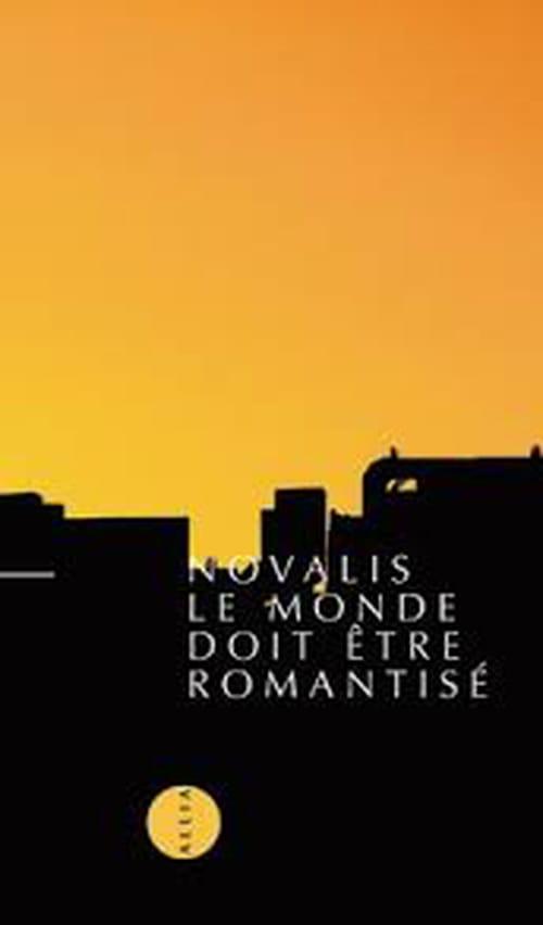 Novalis et la renaissance de la poésie