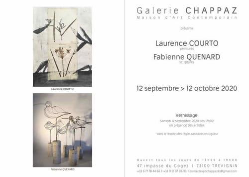 Espèces et espaces : Laurence Courto
