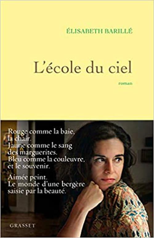 Aimée Castain ou L'école du ciel par Élisabeth Barillé.