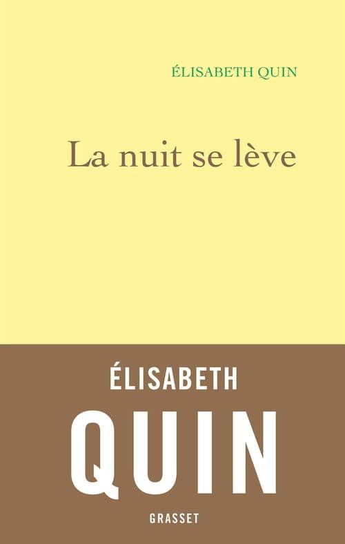 La nuit se lève d'Élisabeth Quin : un hymne à la vue