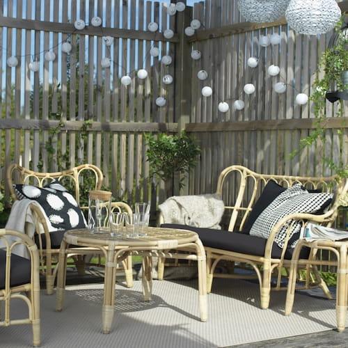 Ikea giardino 2017 outdoor conviviale - Ombrelloni giardino ikea ...