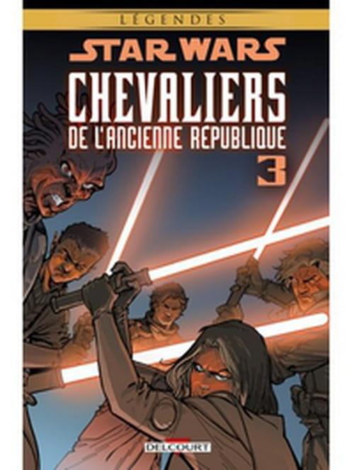 Star Wars : Chevaliers de l'Ancienne République, tome 3