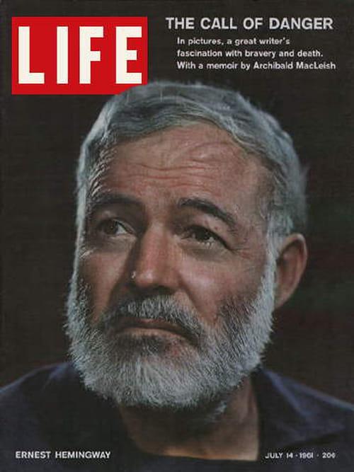 1er décembre 1954 : Hemingway remporte le prix Nobel de littérature