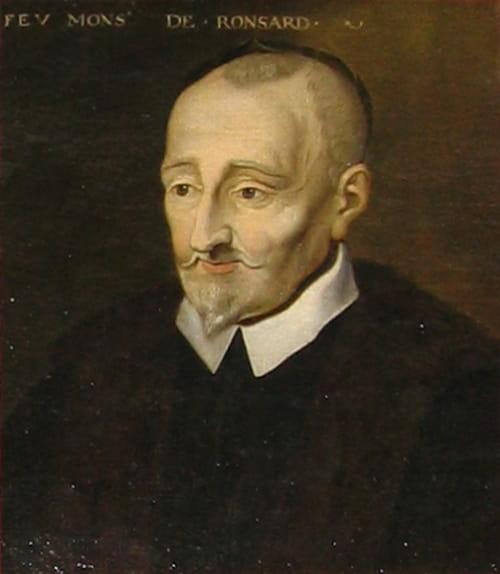 Pierre de Ronsard : Biographie