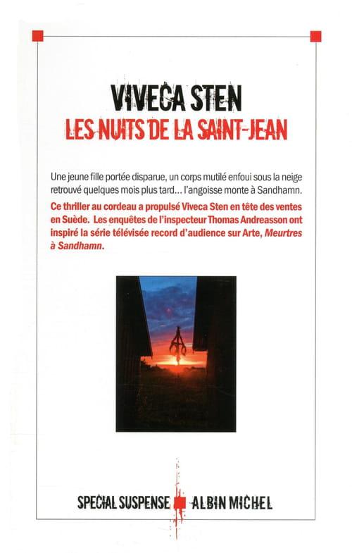 Viveca Sten, Les nuits de la Saint-Jean : Un polar terrifiant