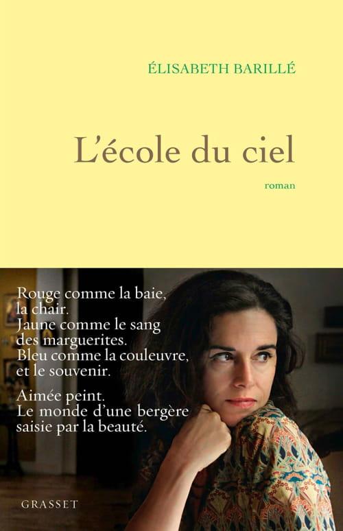 Aimée Castain ou l'école du ciel, par Élisabeth Barillé (2)