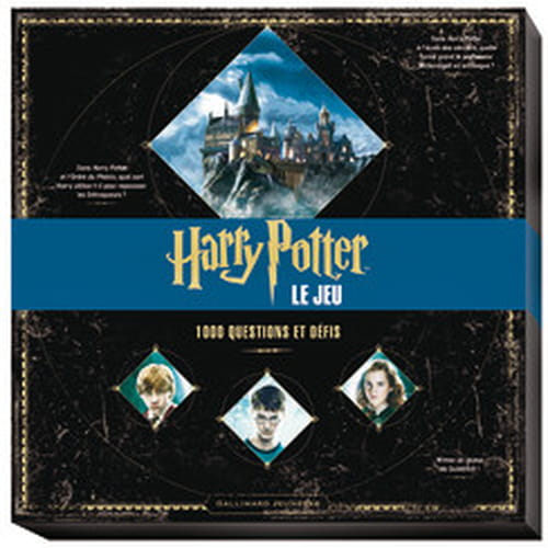 Harry Potter, le jeu de plateau