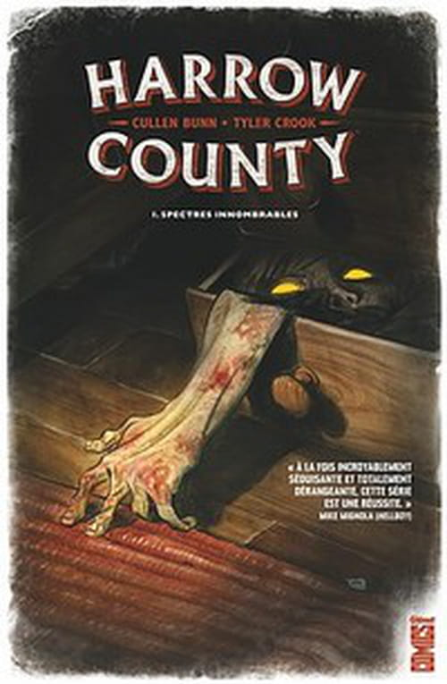 Harrow County, tome 3 – Charmeuse de serpents