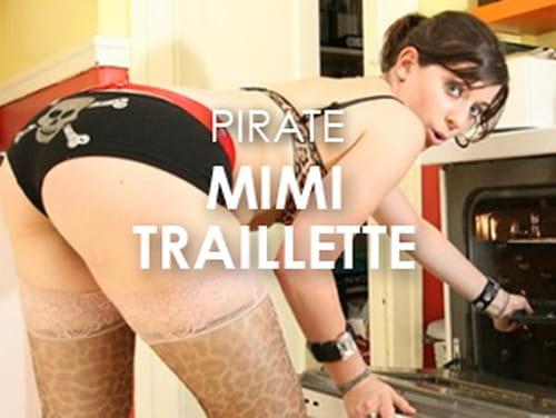 Mimi Traillette : sauter aux yeux