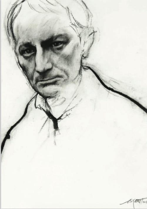 Ernest Pignon Ernest et les écrivains