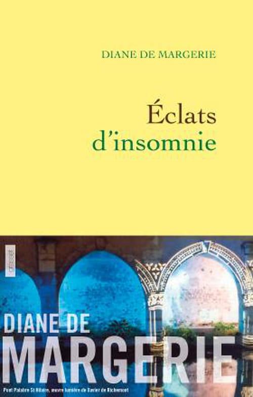 Métamorphoses du temps suspendu : «Éclats d'insomnie», de Diane de Margerie