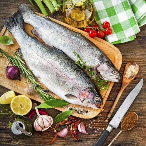 3 maneiras de temperar peixe em casa
