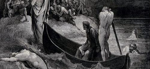 La Divine comédie de Dante : Résumé