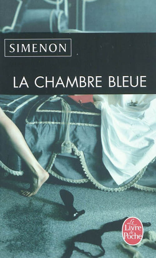 La Chambre bleue, Georges Simenon