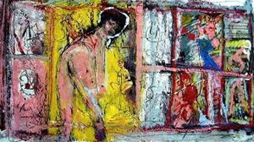 Jacques Cauda peintre des fondements
