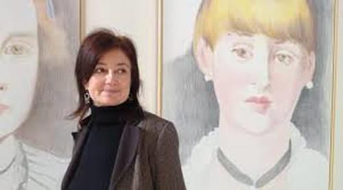 Rod Mengham en villégiature chez Agnes Thurnauer