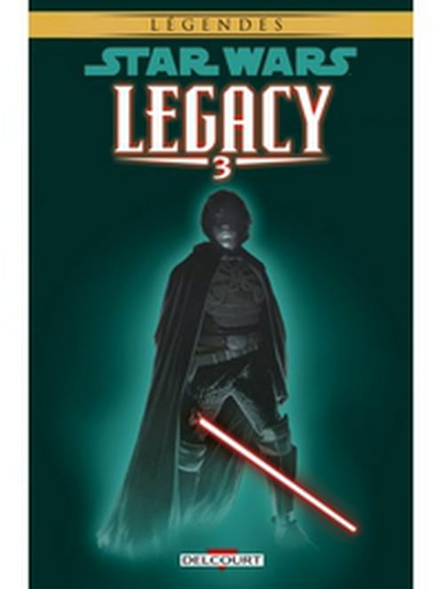 Star Wars : Legacy, tome 3