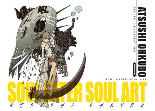 Tout l'art de Soul Eater