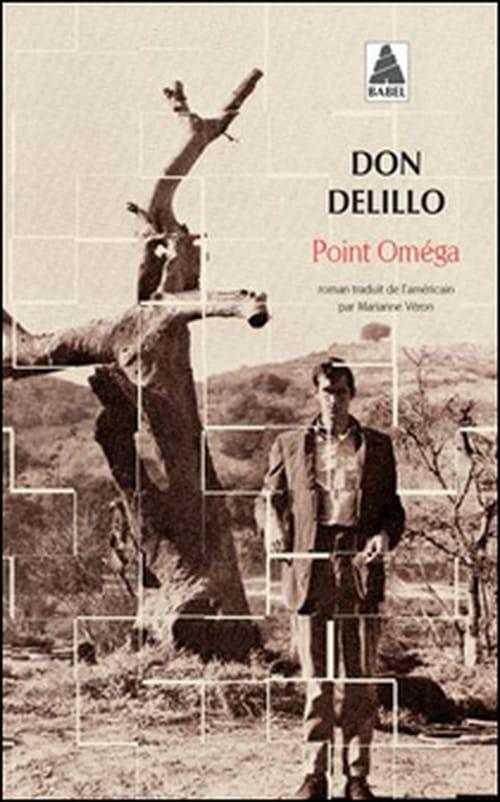 Don DeLillo signe le livre du non-retour avec Point Oméga
