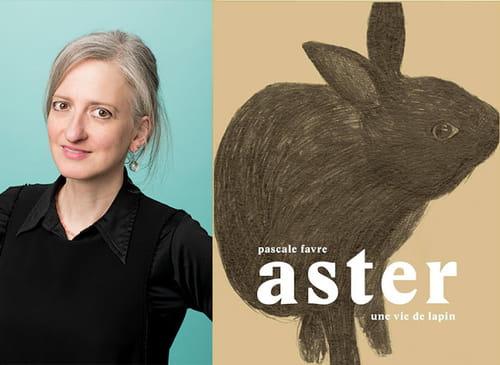 Pascale Favre  : lapin levé