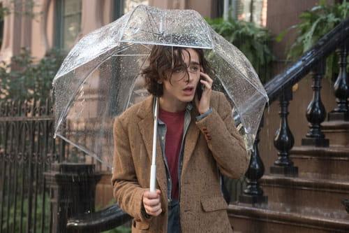 Woody Allen : chanter sous la pluie