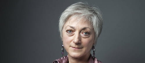 Sylvie Germain: À la table des hommes