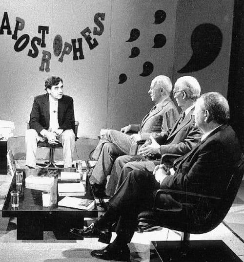 10 décembre 1975 : Première d'Apostrophes