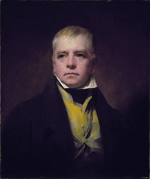 Éphéméride - 15 août 1771 : Naissance de Walter Scott