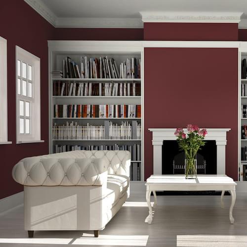 Colori caldi soluzioni per case accoglienti - Colori per case ...