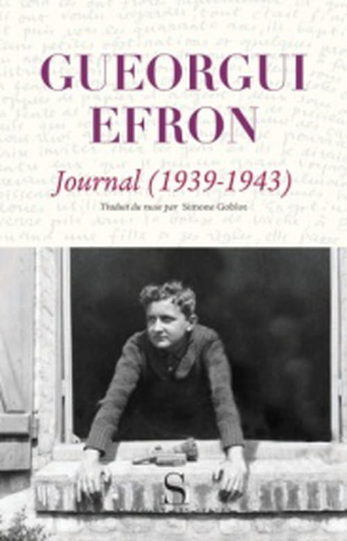 Le « Journal (1939-1943) » insuffisamment édité de Gueorgui Efron