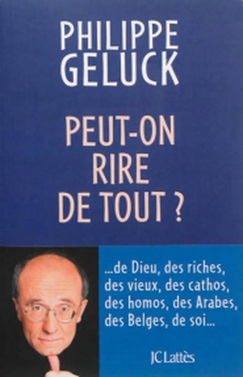 """Philippe Geluck dit """"oui"""" à sa question """"Peut-on rire de tout ?"""""""