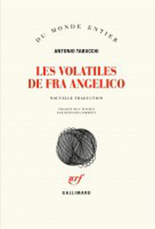 Antonio Tabucchi  : envols et atterrissages