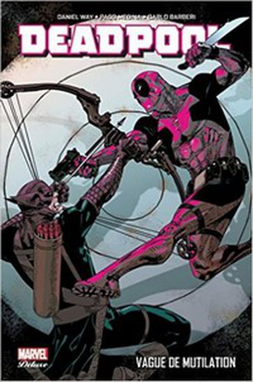 Deadpool – Vague de mutilation