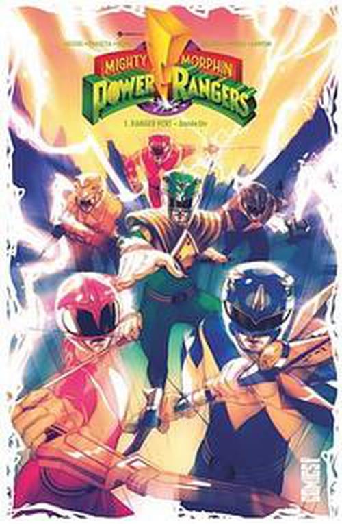 Power Rangers, tome 1 – Ranger vert (Année un)