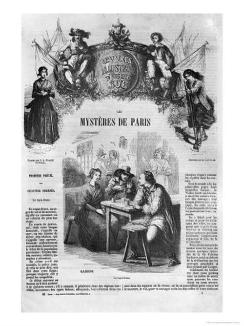 Éphéméride - 3 août 1857: Décès d'Eugène Sue