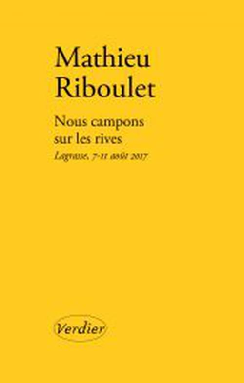 Mathieu Riboulet : l'ici et l'ailleurs