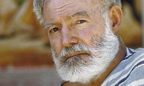2 juillet 1961 : décès d'Ernest Hemingway