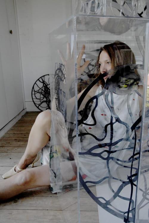Lydie Calloud : extase nue