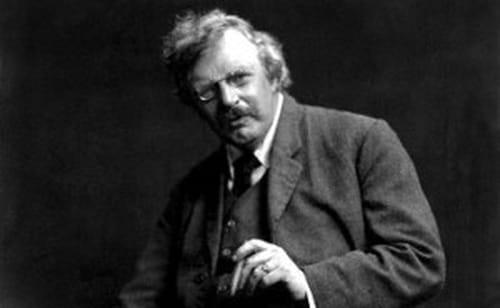 29 mai 1874 : naissance de Chesterton