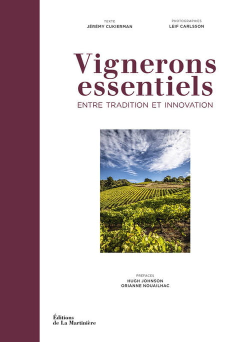 Voyager dans l'art des vignobles