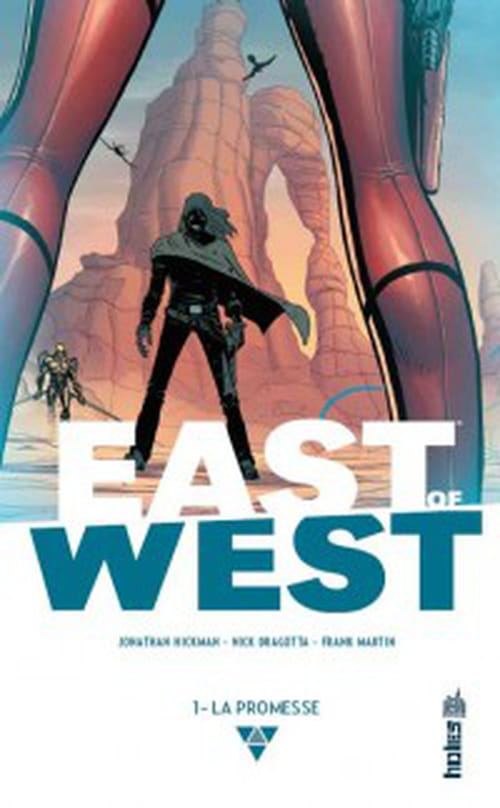 """East of West, tome 1"""